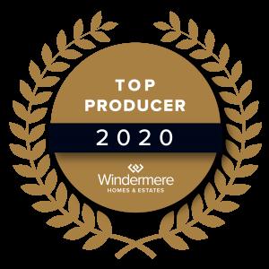 2020 Top Producer Emblem